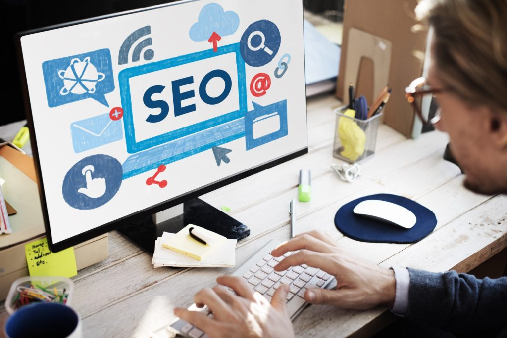 Website Optimisation For SEO And Marketing