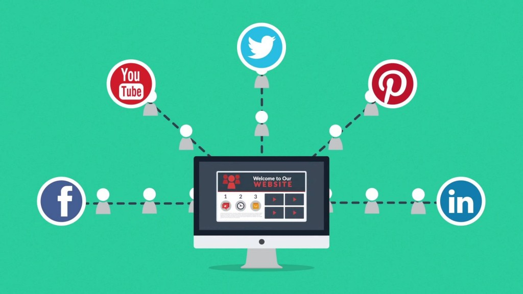Improve Your Website Traffic With Social Media